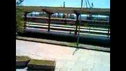 На гарата във Варна