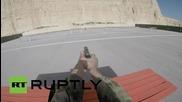 Йордания: GoPro показва какво е да си истински войник във върховното военно предизвикателство