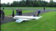 Модел на пътнически самолет