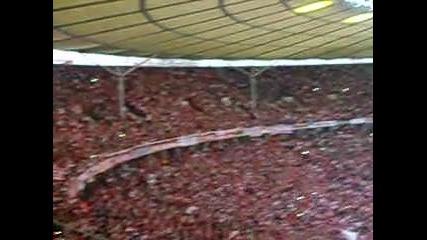 Aufstellung Fc Bayern in Berlin