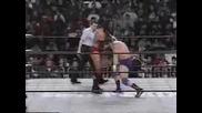 W C W Super Brawl I X - Роди Пайпър срещу Скот Хал Част 2