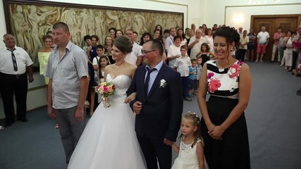 Сватбата на Стела и Радослав