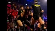 Wwe Bragging Rights 2010 - The Undertaker vs Kane - Buried Alive Match
