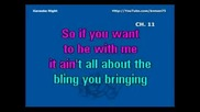 Karaoke Pussycat Dolls - I Dont Need A Man