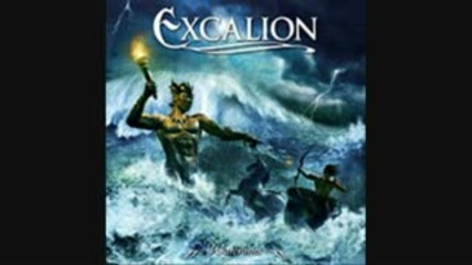 Excalion - Arriving as the Dark