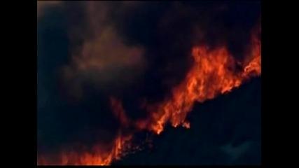 Горски пожари бушуват в американските щати Юта и Колорадо