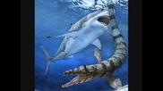Магаладон най - голямата акула в света