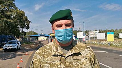 Belarus: Jewish pilgrims don Ukrainian clothing in hope of crossing border