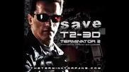 Снимки от късометражния филм Терминатор 2 3- D: Битка Отвъд Времето (1996)