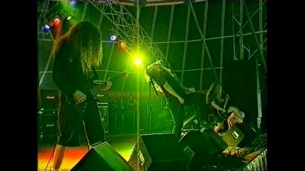 Disbelief - Godmaster ( Live Dynamo Open Air 1998 )