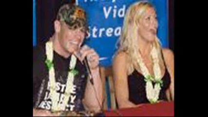 Wwe - Torrie And John Cena