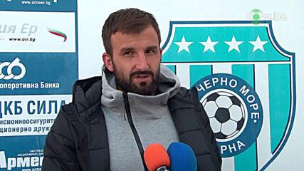 Васил Панайотов: Да не изпадаме в еуфория, трябва да сме постоянни