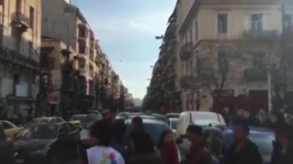 Гърция: Двама мигранти опитаха да се самоубият в Атина