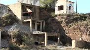 Крис Акриг - невероятно спускане в Испания