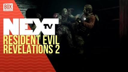 NEXTTV 026: Ревю: Resident Evil Revelations 2