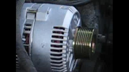 Ремонт На Ford F250 На Улицата 01