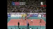 Волейболните национали ще играят с европейския шампион преди Световната лига