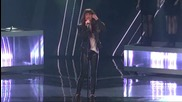 Перфектна! Lea Michele - Cannonball - The X Factor Usa 2013