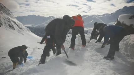 Jake Gyllenhaal, Josh Brolin, Jason Clarke and Making 'Everest'