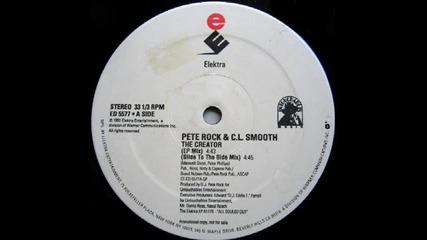 Pete Rock & C.l. Smooth - The Creator
