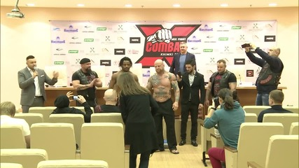Russia: US MMA fighter Jeff Monson prepares for first fight under Russian flag