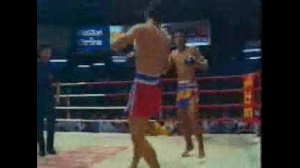 Muay Thai - Нокаут 1