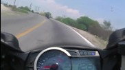 Suzuki Gsx - R 1000 2009 de Izucar a Tehuzingo 14 Jun 09 parte 3
