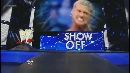 Wwe Smackdawn 23.11.2012 Randy Orton vs Dolph Ziggler