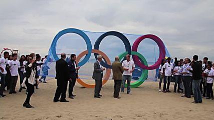 Рио се готви за старта на Олимпийските игри