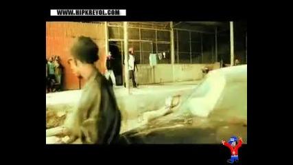 S. A. L ft. Fantom, Izolan - Yon Gangster