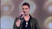Petar Nisic - Dukat - (Live) - ZG Baraz 2013 14 - 10.05.2014. EM 31.