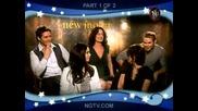Twilight cast:убийствено интервю 1/2