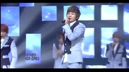 U - kiss - 0330 ~ Inkigayo (10.04.11)