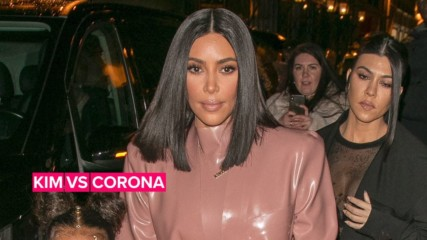 Coronavirus tips from Kim Kardashian West