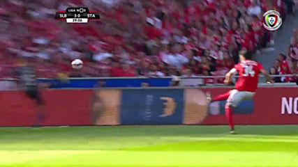 Benfica 4-1 Santa Clara Liga 18_19 34