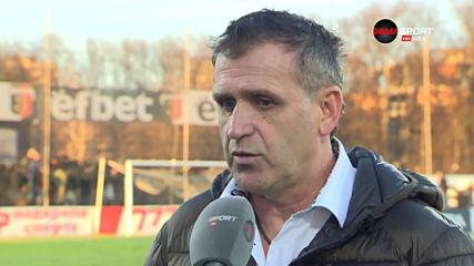 Бруно Акрапович: Никой не ни броеше на трето място, но ние сме там