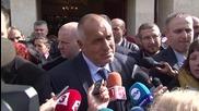 Борисов: Волейболистите направиха максимума