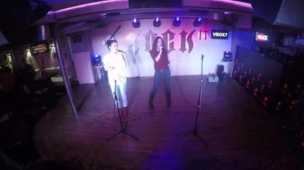 10.03.2015 - Stefi & Daceto - Alannah Myles - Black Velvet