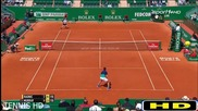 Murray vs Raonic - Monte Carlo 2016 Quaters