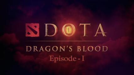 Dota: Dragon's Blood - 01 [ Bg Subs ]