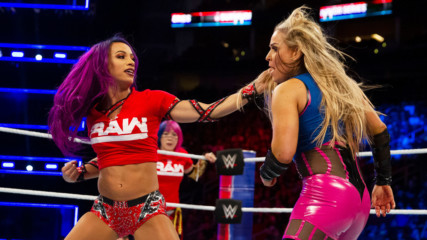 Team Raw vs. Team SmackDown – 5-on-5 Traditional Survivor Series Women's Elimination Match: Survivor Series 2017 (Fu