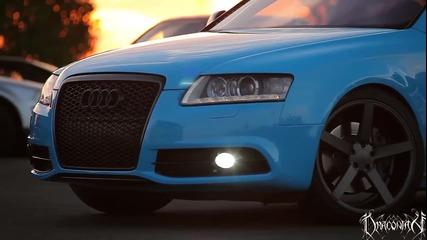 Мощно и красиво Audi A6 •