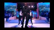 Usher - Omg ( Grand Journal 01 - 06 - 10 ) Live