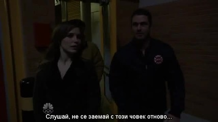 Пожарникарите от Чикаго Сезон 2 Епизод 13 / Chicago Fire Season 2 Episode 13