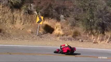 Ето как се кара пистов мотор