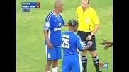 Най - гадният футболен инцидент
