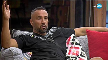Кулагин отново във вихъра си - VIP Brother 2018