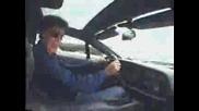 Top Gear - Jaguar Xj220 Vs. Ferrari F40