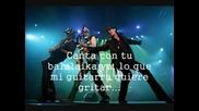 Scorpions - Vientos De Cambio - lyrics (wind of Change)