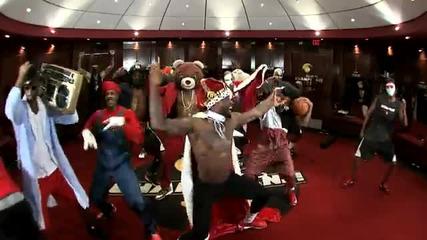 Harlem Shake - Basketball Edition